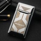 Honest  Metal windproof lighter business boutique gifts novelty cigarette butane torch  gadgets