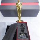 3.8kg Bronze Oscar Trophy Statue Award 24kGold-plated 1:1 Gold man Oscars Statuette 100% Proto