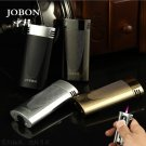 Adjustable Flame Butane torch jet cigarette Lighter Boutique windproof Smoking Portable Flame I