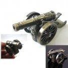 Metal Antique Lighters Butane Gas Refillable Cigarette Lighter Windproof Jet Torch Cigar Lighte