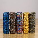 Coiled Dragon Charging High-grade Cigarette Lighter  Arc Gravity Induction Shake Induction Igni