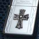 MY wholesale silver  Brand  lighter  cross  BC4177