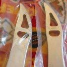 2 FISH SCALER DOLPHIN BARRACUDA STYLE