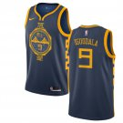 2019 Men's Golden State Warriors #9 Andre Iguodala Basketball Jersey -City Edition
