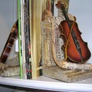 Book Ends- Violin/Music Theme