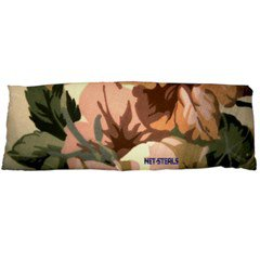 Net-Steals New, Body Pillow Case - The Floral