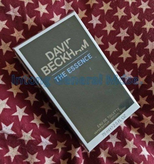 David Beckham The Essence for Men Eau De Toilette 2.5 fl oz / 75 ml