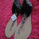Animal Print Womens Sandals