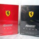 Ferrari Scuderia Black / Ferrari Scuderia Red
