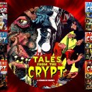 TALES FROM THE CRYPT & OTHER COMIC COLLECTIONS ON DVD ROM