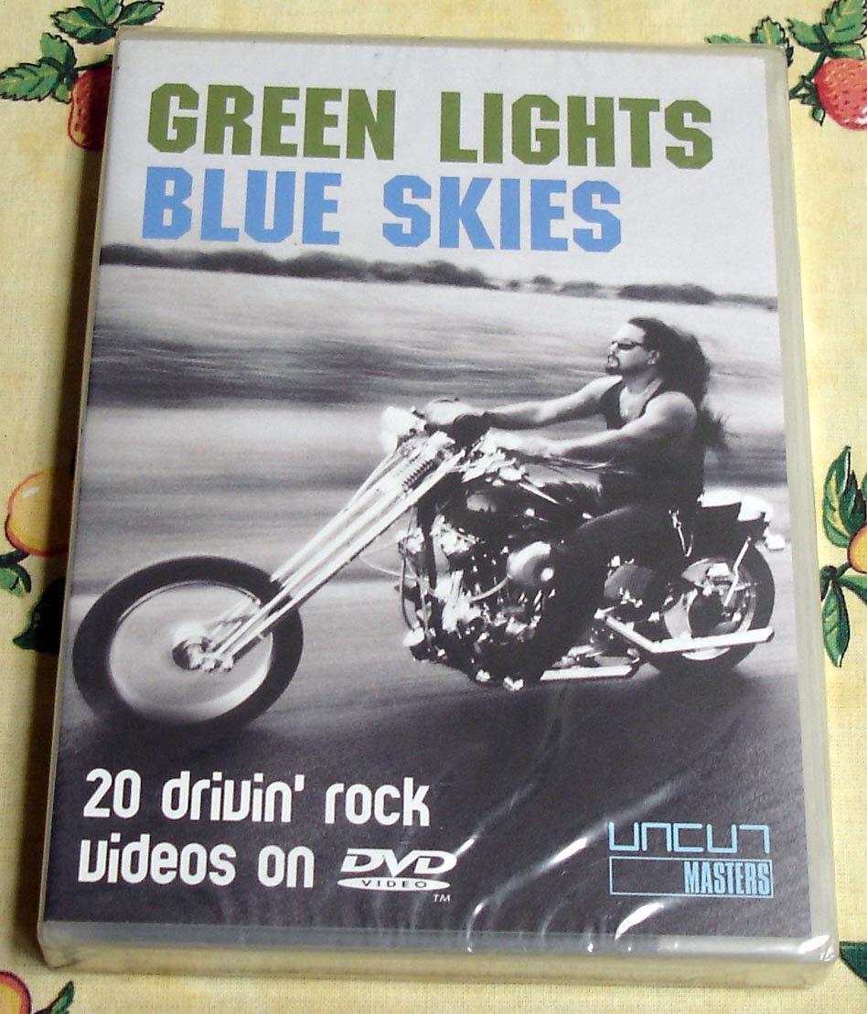 Green Lights Blue Skies DVD