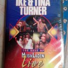 Ike & Tina Turner The Best Of MusikLaden Live DVD