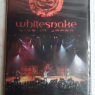 Whitesnake Live In Japan DVD