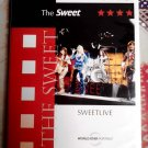 The Sweet The Greatest Hits Sweet Live DVD