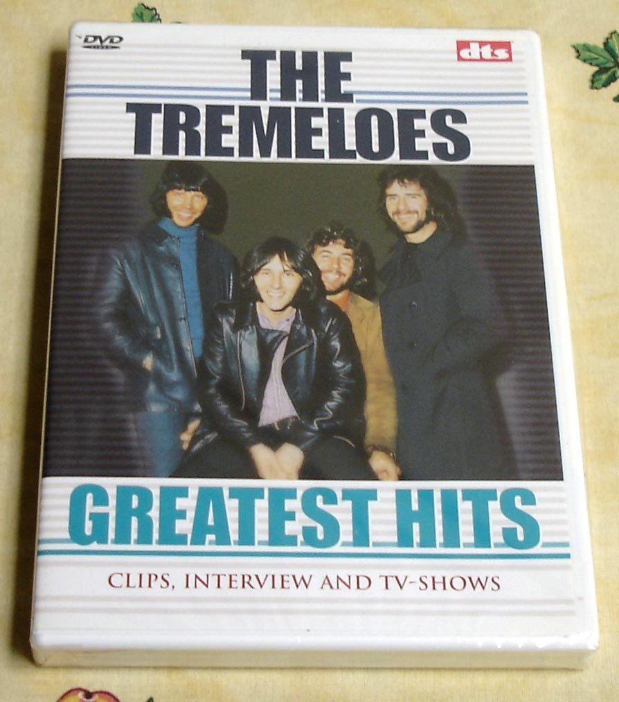 The Tremeloes Greatest Hits DVD