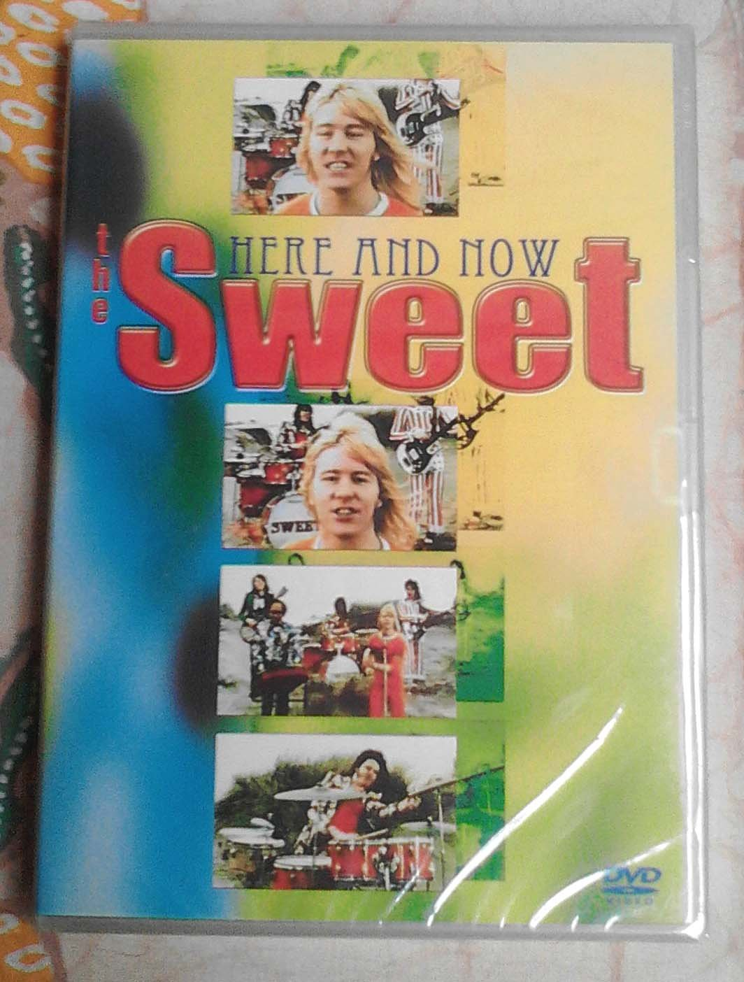 The Sweet Here And Now DVD