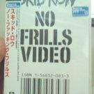Skid Row No Frills Video DVD