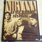 Nirvana At Reading Festival DVD