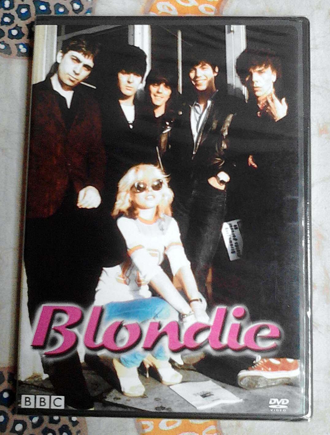 Blondie DVD
