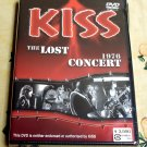 Kiss The Lost 1976 Concert DVD