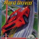 Hard Drivin' Sega Genesis 1991