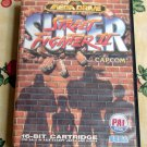 Super Street Fighter II Mega Drive - Genesis 16-Bits Euro PAL 1994