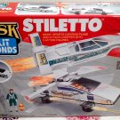 Stiletto Mobile Armored Strike Kommand MASK Kenner M.A.S.K. Splt Seconds