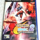 Capcom VS SNK 2 Mark Of The Millenium 2001 Sony Playstation-2 (PAL System)