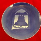 "1920 Bing & Grondahl Jubilee Plate ""Church Bells"""