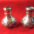Whiting Sterling Silver Salt & Pepper Shakers  (#2450)