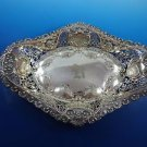 Silverplated Victorian Bowl or Dish with Cut-Out Design by Smith Silver Co.
