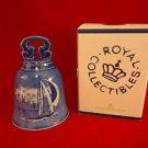 2012 Royal Copenhagen Porcelain Christmas Bell
