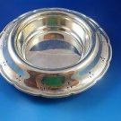 Tiffany & Company Centerpiece Bowl w/ Pierced Design Edge Sterling Circa 1922