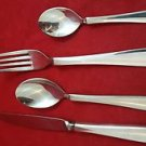 4 Pc. Silverplate Place Setting Italy by Sam Bonet (2612)