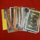 50 Vintage Postcards #6