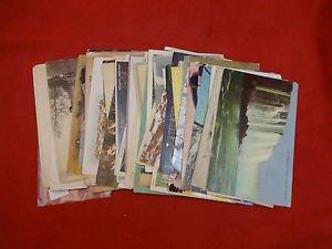 50 Vintage Postcards #3