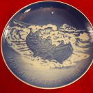"1985 Bing & Grondahl Jubilee Plate ""Lifeboats at Work"""