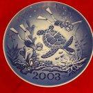 2003 Millenium Plate by Royal Copenhagen