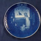 1982 Royal Copenhagen RC Christmas Plate