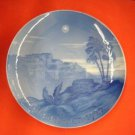 1922 CHRISTMAS PLATE BING & GRONDAHL STAR OF BETHLEHEM