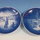 2016 Bing & Grondahl  B&G Christmas Plate  Buy one, get one FREE 1977 B&G