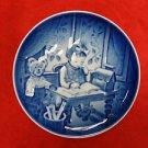 "1995 Bing & Grondahl B&G Children's Day Plate ""My First Book"""