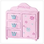 """Princess"" Mini-Cabinet"
