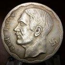 WW2 WWII German Adolf Hitler swastika coin medal nazi 1933