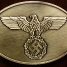 WWII Nazi German Gestapo Warrant disc criminal police badge