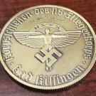 WWII WW2 Nazi German NSFK Fliegerkorps swastika  medal coin medallion