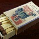 WWII Nazi German SS Polizei Police  Vintage matchbox