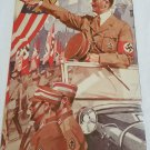 WWII WW2 Nazi German Army Battle Propaganda Metal sign