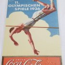 WWII WW2 Nazi German Olimpics Propaganda Metal sign