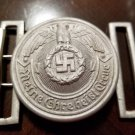 WWII Nazi German SS officers belt buckle